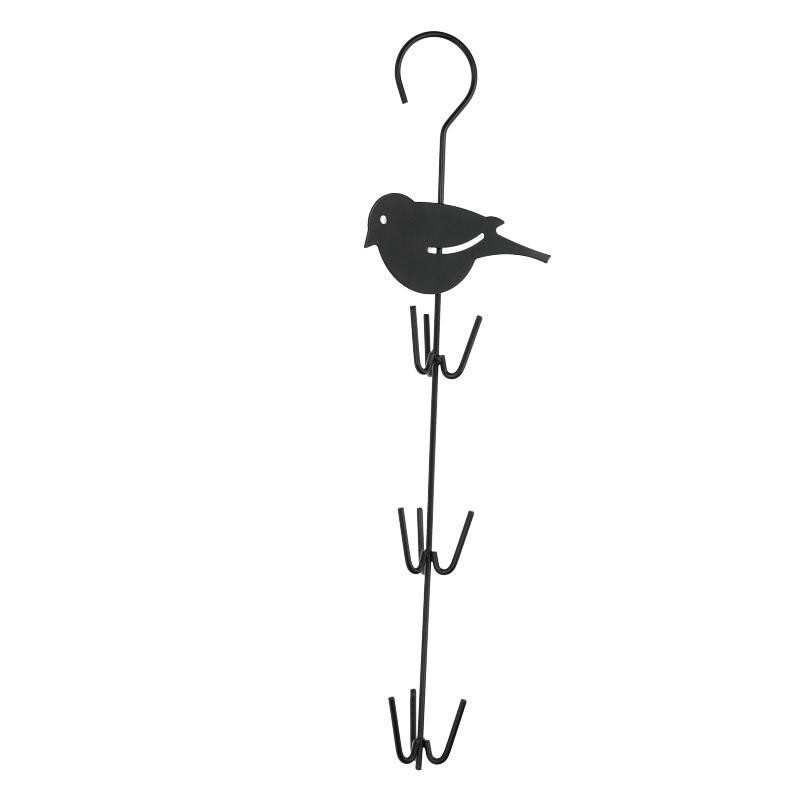 Support pics pour boules de graisse pour nourrissage des oiseaux